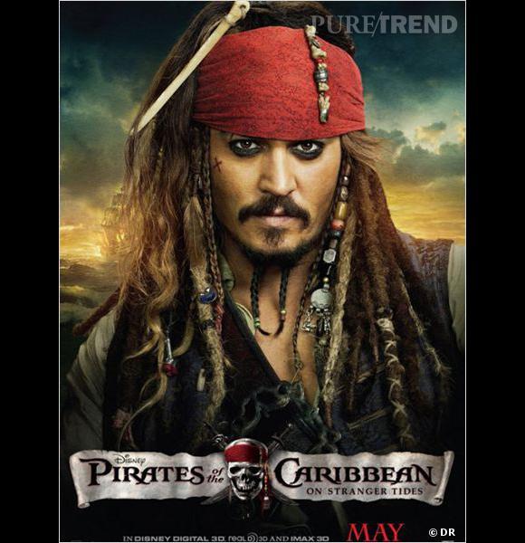 """""""Pirates des Caraïbes 5"""", avec Johnny Depp, devrait sortir en juillet 2015 ! En tout cas les réalisateurs ont été choisis."""
