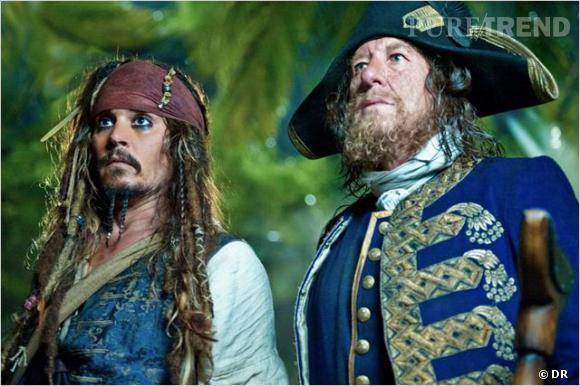 """On ne connaît pas encore le synopsis de """"Pirates des Caraïbes 5"""", ni le casting..."""