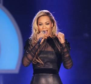 Beyonce enceinte ? Elle rigole des rumeurs a la tele