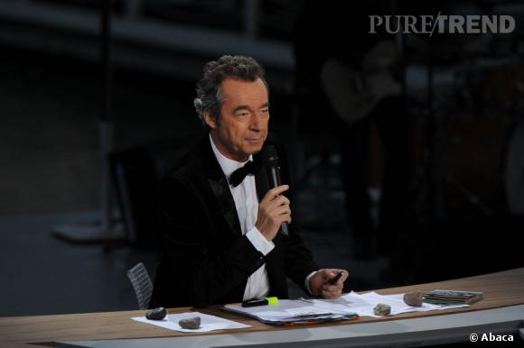 Michel Denisot a passé 9 années à la tête du Grand Journal.