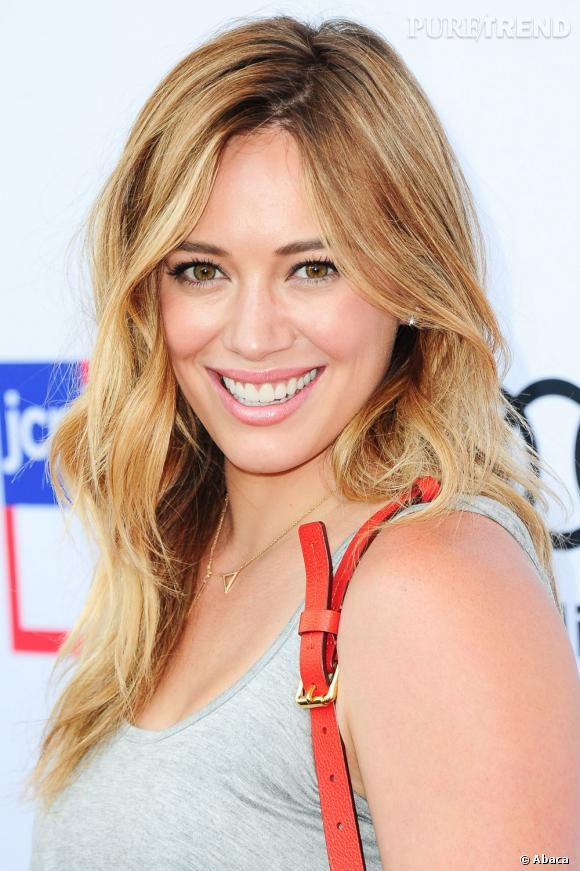 Le meilleur beauté du weekend :  Hilary Duff, la bonne mine incarnée, aux 1st Annual Children Mending Hearts Style.