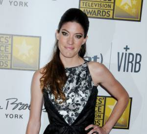Jennifer Carpenter aux Critics Choice Television Awards 2013.