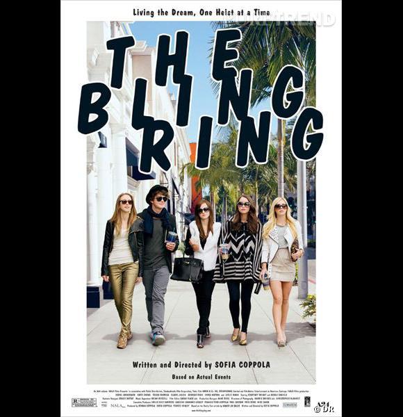 """""""The Bling Ring"""", inspiré de faits réels, sort aujourd'hui au cinéma."""