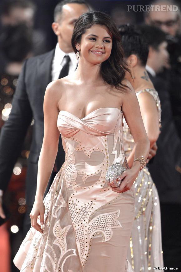 Selena Gomez, prête au topless pour un rôle.