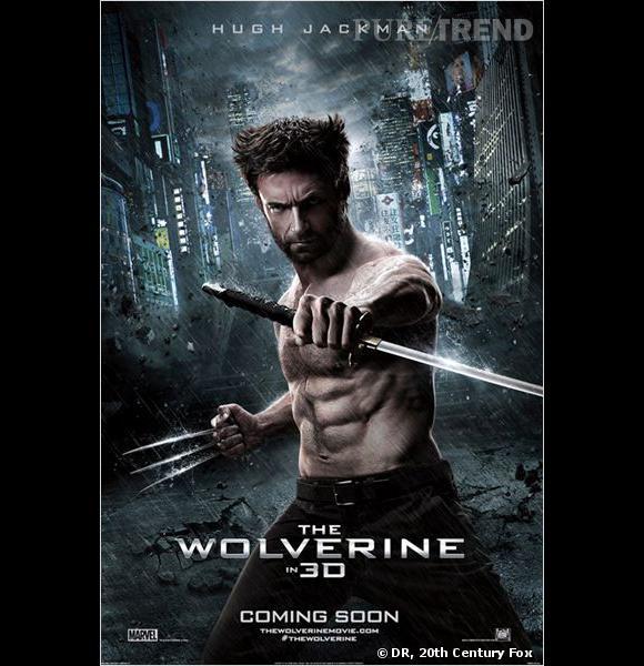 """""""Wolverine : le combat de l'immortel"""", le 24 juillet au cinéma."""