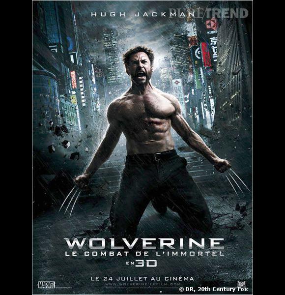 """""""Wolverine : le combat de l'immortel"""" sortira le 24 juillet au cinéma."""