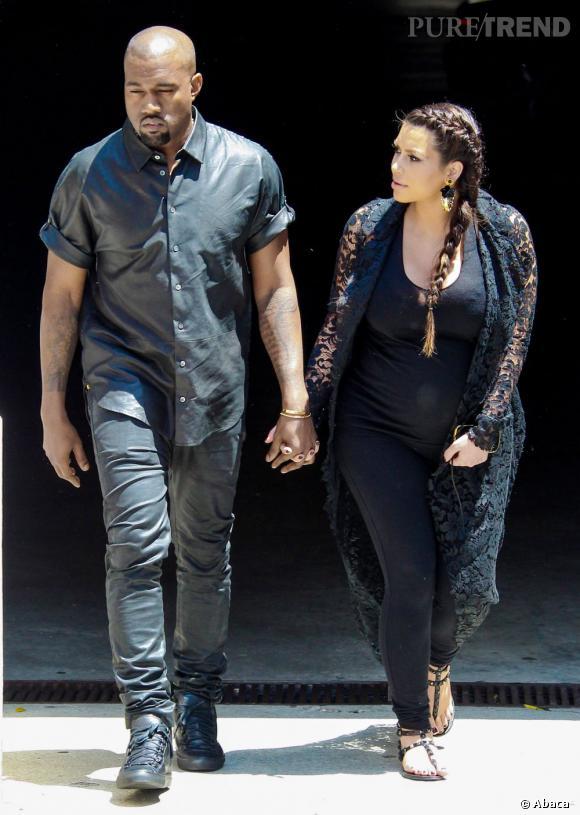 Kim Kardashian et Kanye West auraient appelé leur fille North.