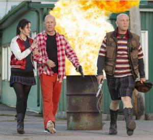 """Red 2"" avec Bruce Willis, John Malkovich et Mary-Louise Parker."
