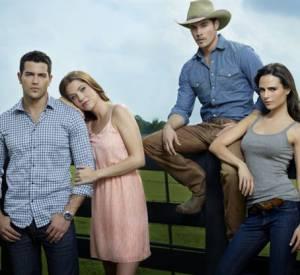 Les nouveaux cow-boys et leurs petites amies respectives : on ne saura pas tout de suite comment leur histoire vont se terminer..