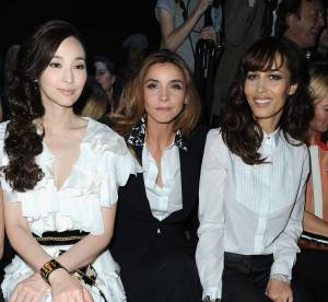 Clotilde Courau, Olivia Palermo, Princesse Madeleine : front rows Haute Couture jour 3