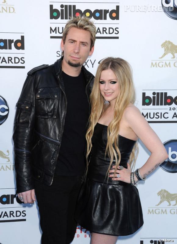Avril Lavigne et Chad Kroeger sont ensemble depuis un peu plus de 6 mois.