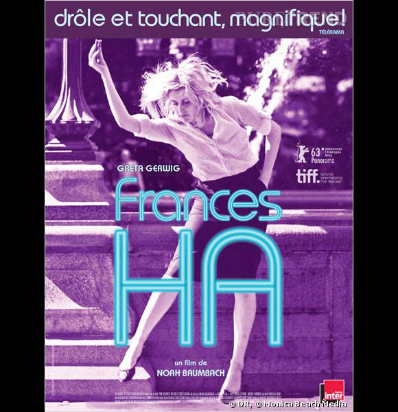 """""""Frances Ha"""" de Noah Baumbach avec Greta Gerwig."""