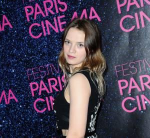 Sara Forestier, la poupee sexy du Festival Paris Cinema