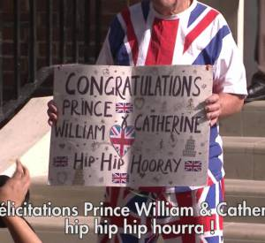 L'Angleterre attend l'accouchement de Kate Middleton.