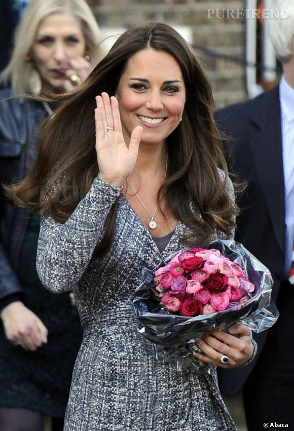 Mariage et enfant, les deux dernières années ont été chargé pour Kate Middleton.