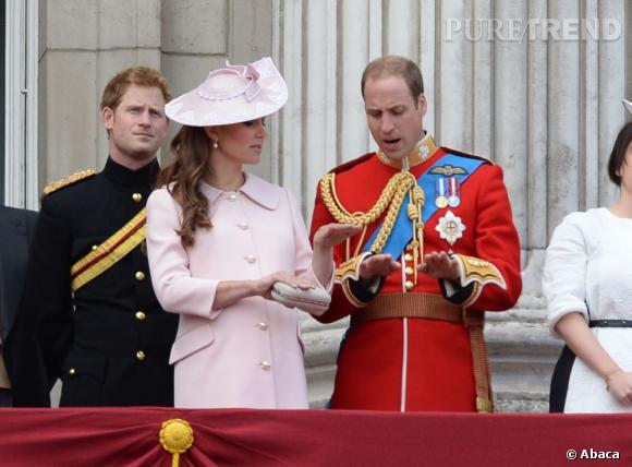 Kate Middleton et le Prince William sont les heureux parents d'un petit garçon !