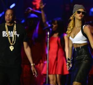 Rihanna, Justin Timberlake, Jay-Z : les stars du Yahoo! Wireless Festival de Londres