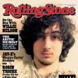 Djokhar Tsarnaev en Une du magazine Rolling Stone.