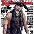 Même Johnny Depp a fait la couverture du magazine Rolling Stone. C'était pour le numéro de ce mois de juillet 2013.