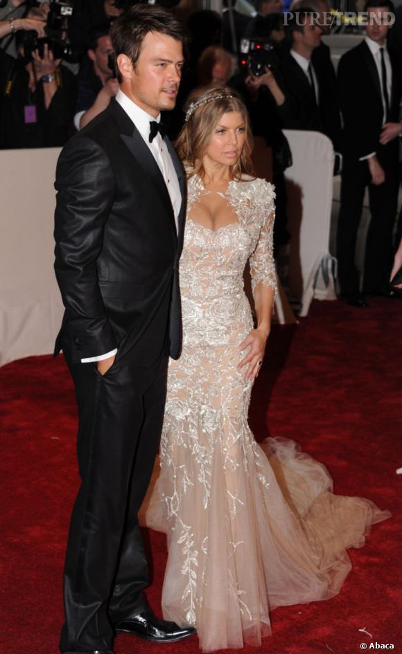Fergie et Josh Duhamel, un bébé la semaine prochaine ?
