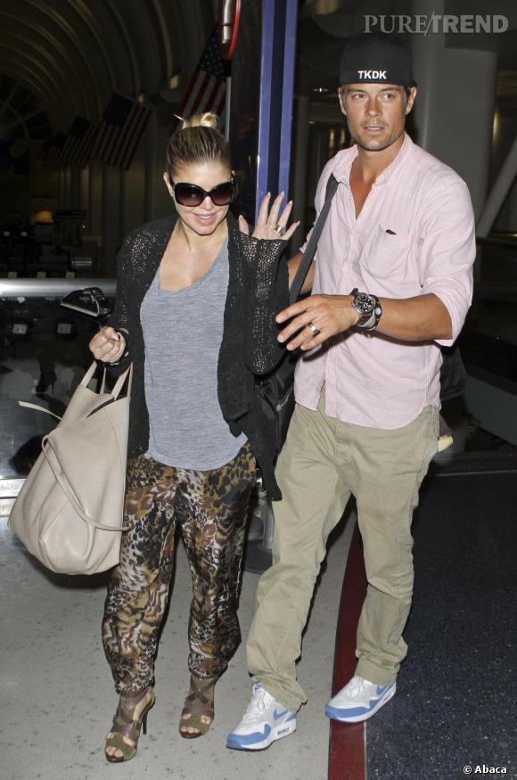 Fergie et Josh Duhamel vont avoir un garçon.