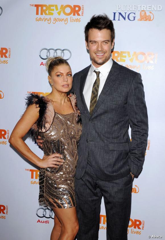 Fergie et Josh Duhamel, un heureux couple prêt à accueillir leur bébé.