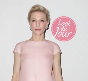 Cate Blanchett, veritable rose en 3D pour ''Blue Jasmine''