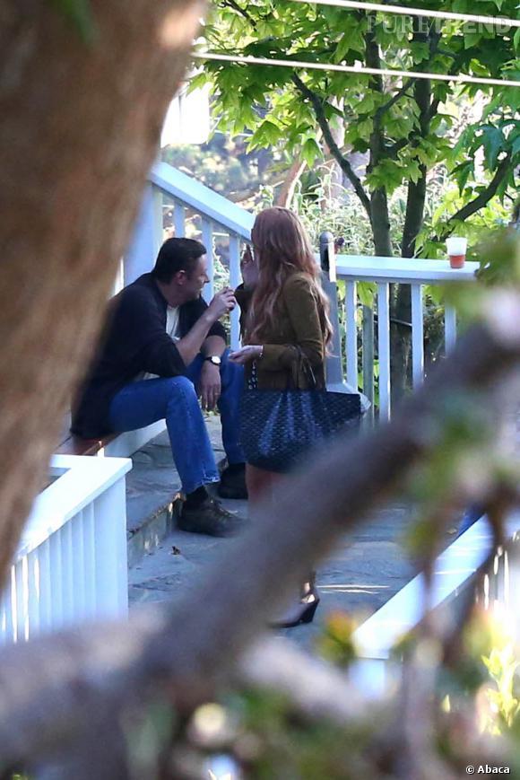 Lindsay Lohan, plus occupée à se faire des amis qu'à soigner son look.