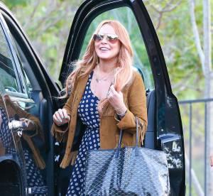 Lindsay Lohan : a peine libre et deja le faux pas... le flop mode