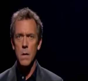 Hugh Laurie bat les records d'insultes a la television