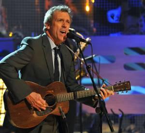 Hugh Laurie se concentre sur sa carrière de chanteur désormais.