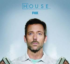 Hugh Laurie sait toujours comment faire le buzz, même après la fin de Doctor House.
