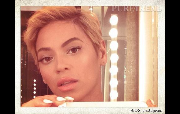 Devenue maman, Beyoncé a décidé de passer aux cheveux courts.