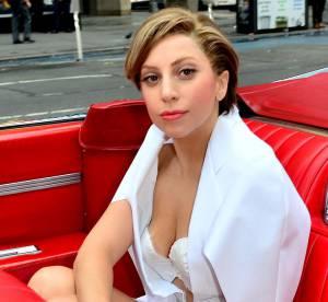 Lady Gaga : defile mode tres chic pour la promo de ARTPOP a New York