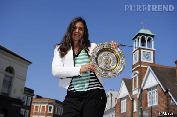 Marion Bartoli sera bien présente à l'US Open, mais pas en tant que joueuse ! La tenniswoman sera une consultante pour Eurosport.