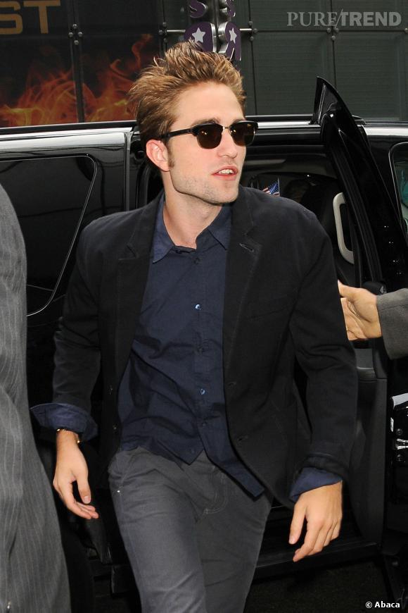 Robert Pattinson aime les françaises !