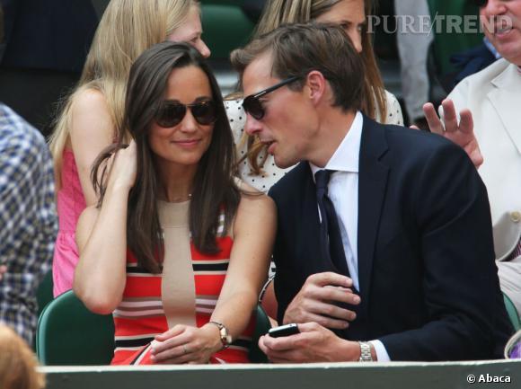 Pippa Middleton va-t-elle se marier avec son banquier de copain Nico Jackson ?
