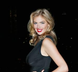 Kate Upton remporte le titre de mannequin de l'annee 2013 !
