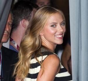 Scarlett Johansson : l'alien sexy d'Under The Skin debarque a Venise
