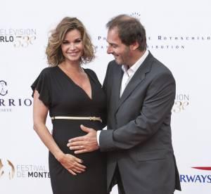 Ingrid Chauvin enceinte : une petite fille pour ses 40 ans