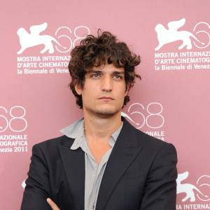 Louis Garrel, le charme intello.