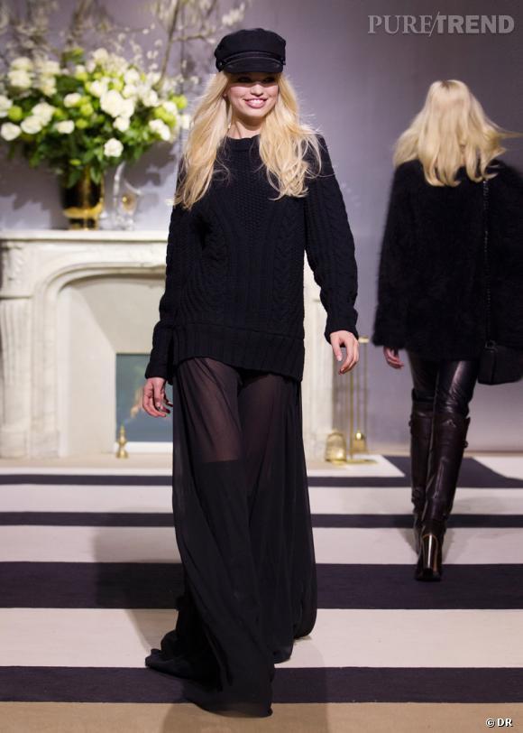 H&M défilé Automne 2013 : du catwalk au dressing !
