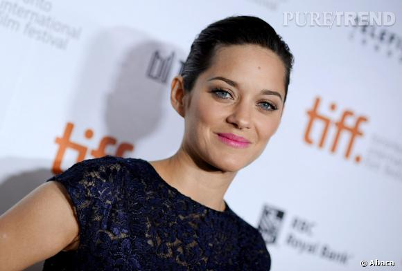 Marion Cotillard à la première du Blood Ties au Festival International du Film de Toronto.