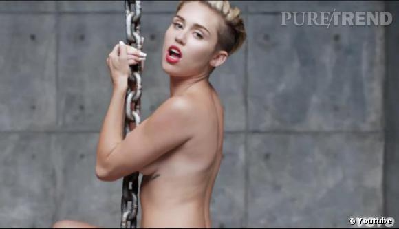 Si Miley Cyrus se met nue, c'est pour dévoile son côté sensible...