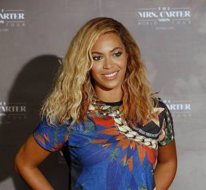 Beyonce : la chanteuse au top du style au Bresil