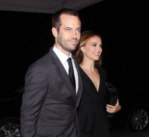 Natalie Portman, atout charme pour soutenir son mari a New York