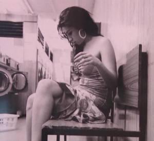 Une des photos inédites de l'exposition sur Amy Winehouse.
