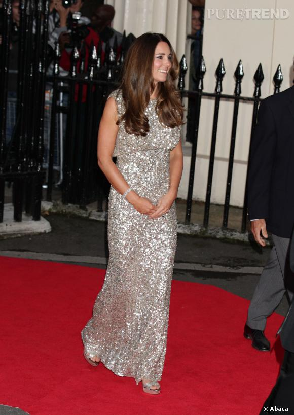 Kate Middleton aux Tusk Conservation Awards s'offre sa première apparition gala.