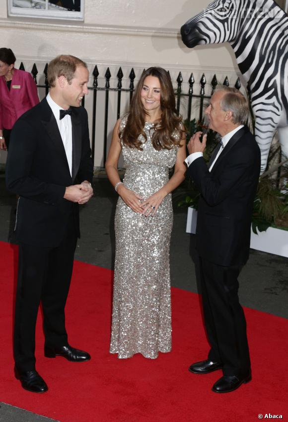 Kate Middleton, lumineuse apparition.