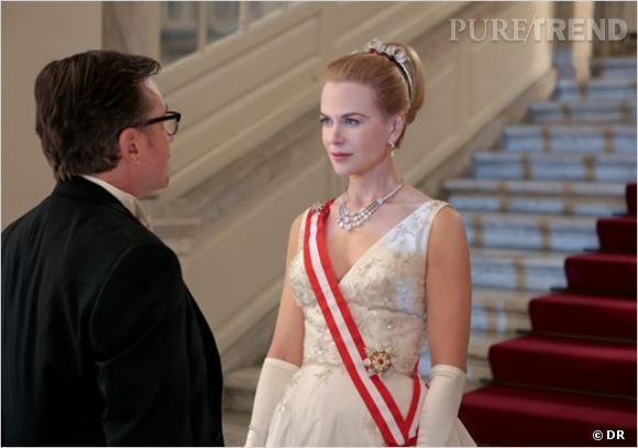 """Nicole Kidman devient Grace Kelly dans le film d'Olivier Dahan, """"Grace de Monaco""""."""